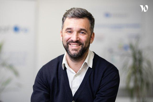 Rencontrez Mathieu, Directeur Commercial - Report One