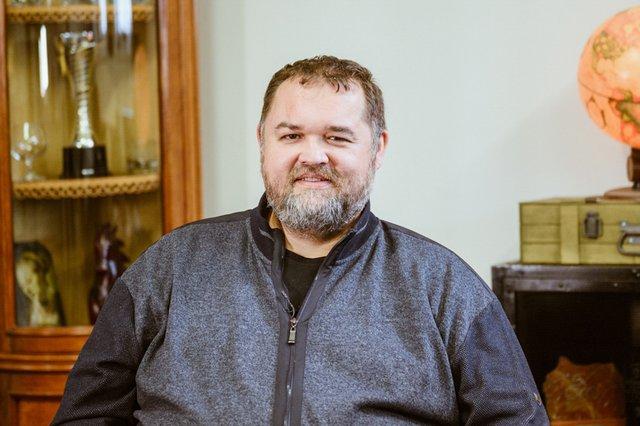 Tomáš Pouch, ředitel a zakladatel Černých koní - Černí koně