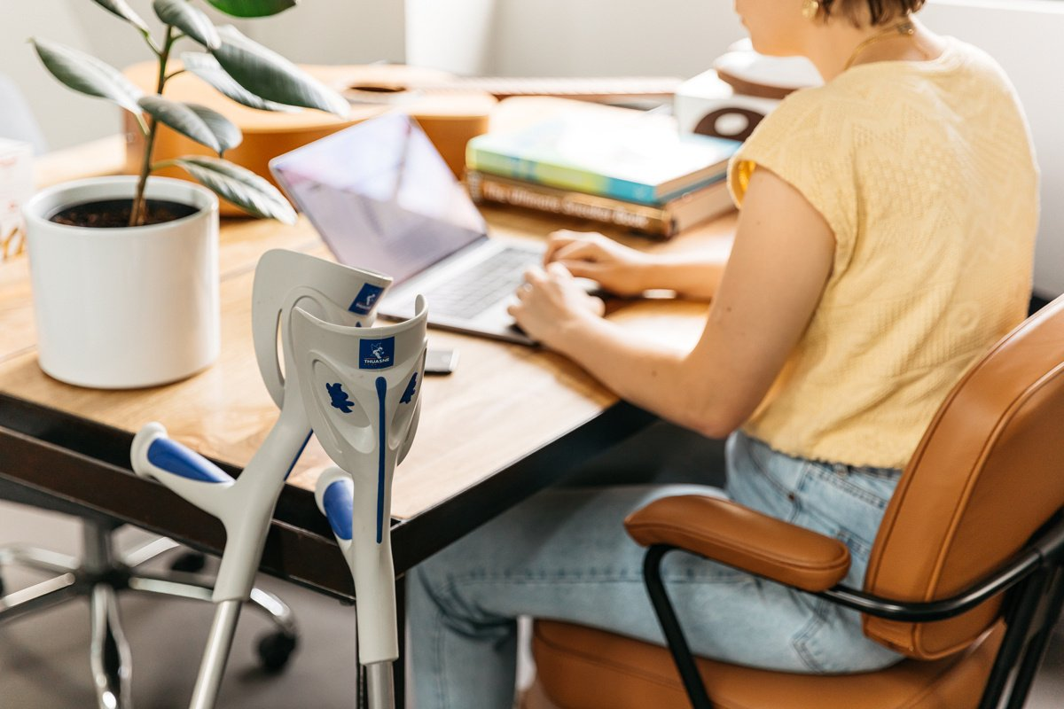 Is WFH accessible? Employees with disabilities weigh in