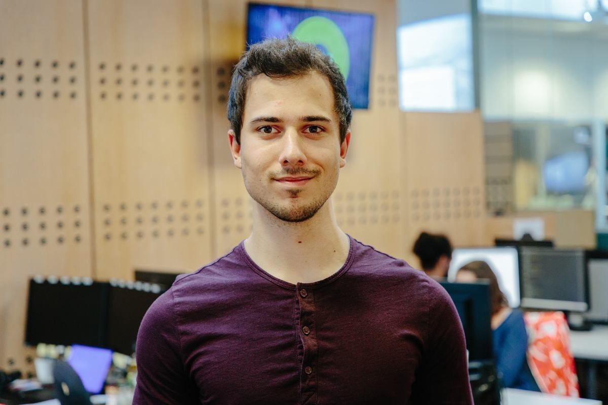 Meet Guillaume, Full Stack Developer - Wezen