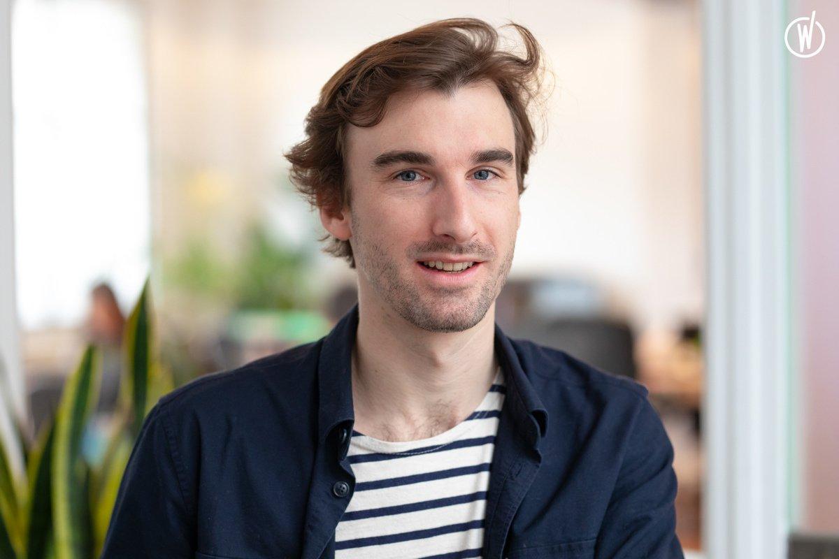 Rencontrez Nicolas, Responsable du Développement des Activités - WERO