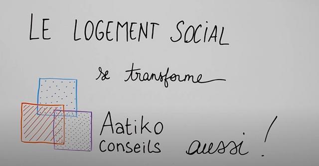 Le logement social se transforme, Aatiko Conseils aussi ! - Aatiko Conseils