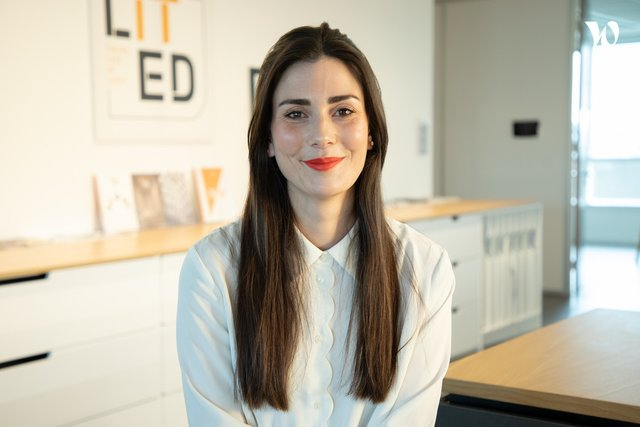 Rencontrez Marie-Charlotte, Commerciale Sédentaire IDF - LITED