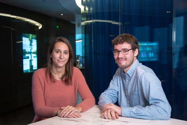 Rencontrez Virginie et François, Consultants Digital Studio - EY