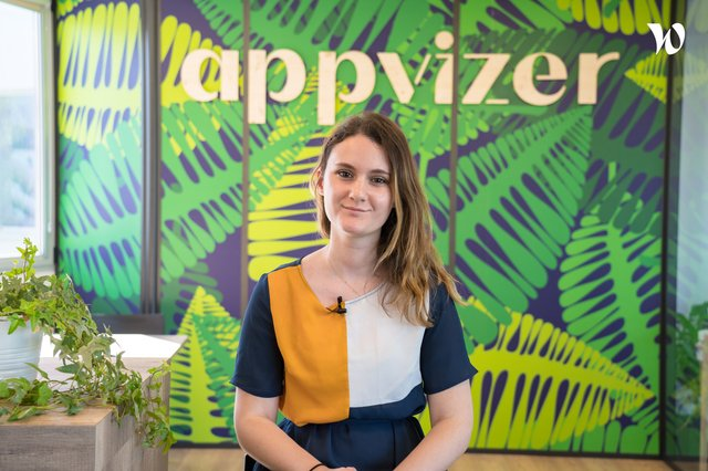 Rencontrez Roberta, International Growth Manager - Appvizer