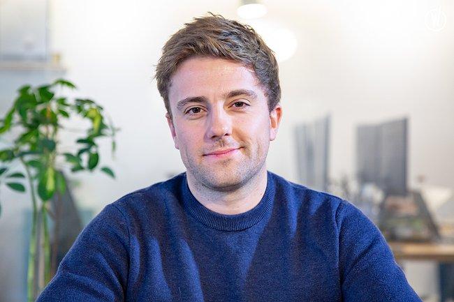 Rencontrez Antoine, Co-fondateur & CEO - medGo