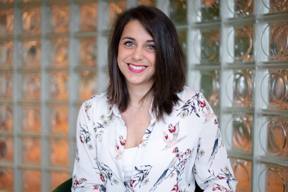 Rencontrez Marina, Responsable Marketing Opérationnel - Fretlink