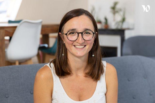 Rencontrez Constance, Chef de Projet CRM - Numberly