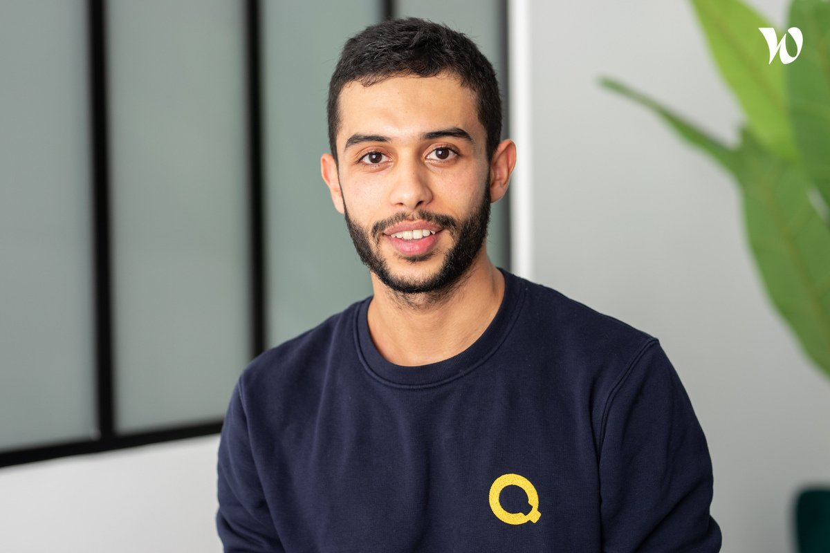 Rencontrez Tahar, Data Scientist - Qwarry