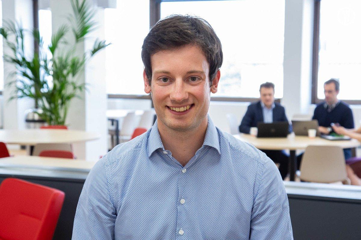 Rencontrez Philippe, Product Owner - Kyriba