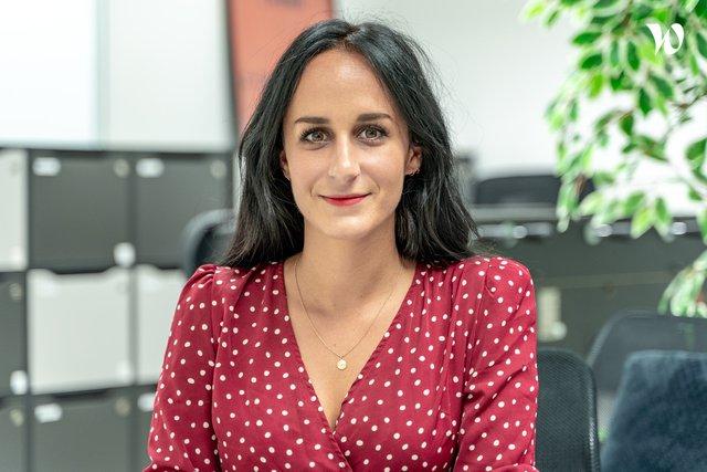 Rencontrez Manon Guiraud, Business developer - Fdv Partner