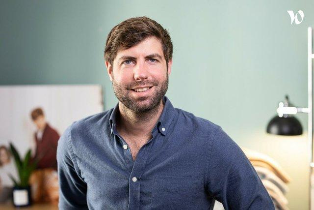 Rencontrez Jean-Nicolas, Co-fondateur - Hircus
