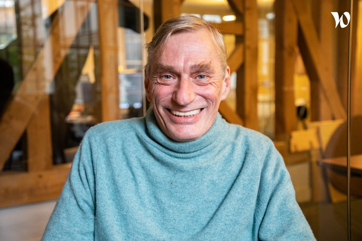 Rencontrez Jean-Luc, Co-Fondateur et CETO - Fantasiapp