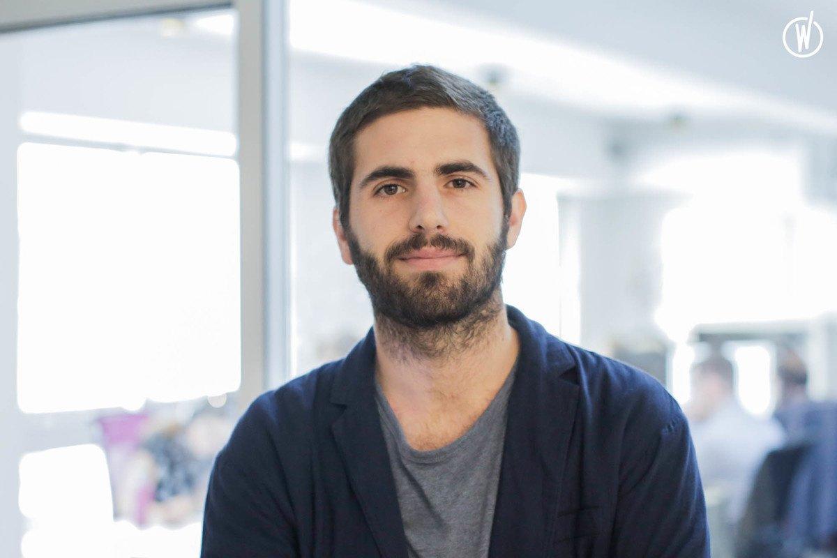Meet Clément, Co-Founder et co-CEO - Convelio