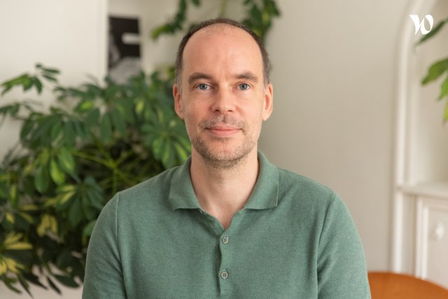 Rencontrez Ludovic, CTO et Fondateur - TELEDEC