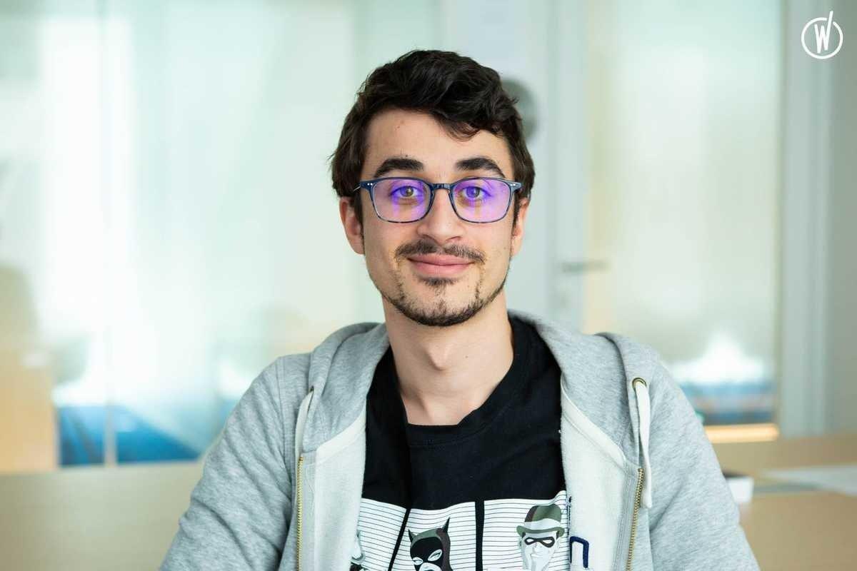 Rencontrez Emmanuel, Software Engineer - KDS