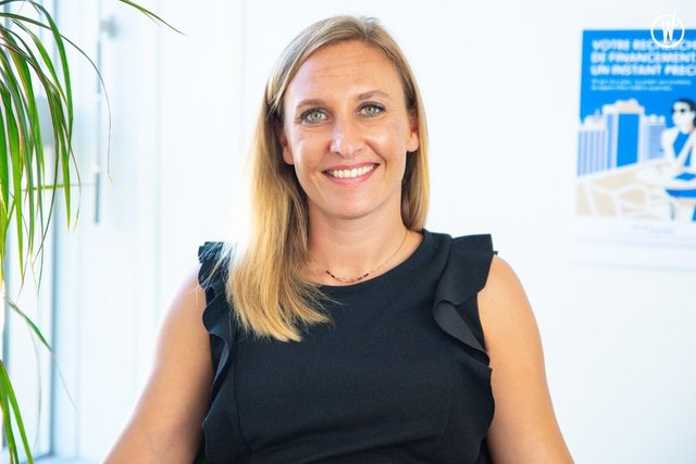 Rencontrez Anne, Directrice agence Ace crédit - Compagnie Européenne de Crédit