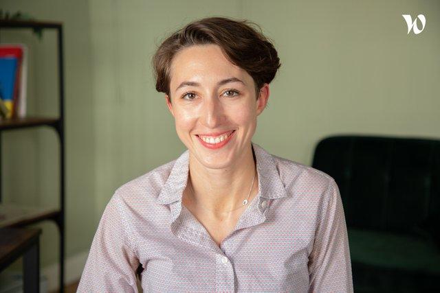 Rencontrez Maeva, co-CEO - Helios.do