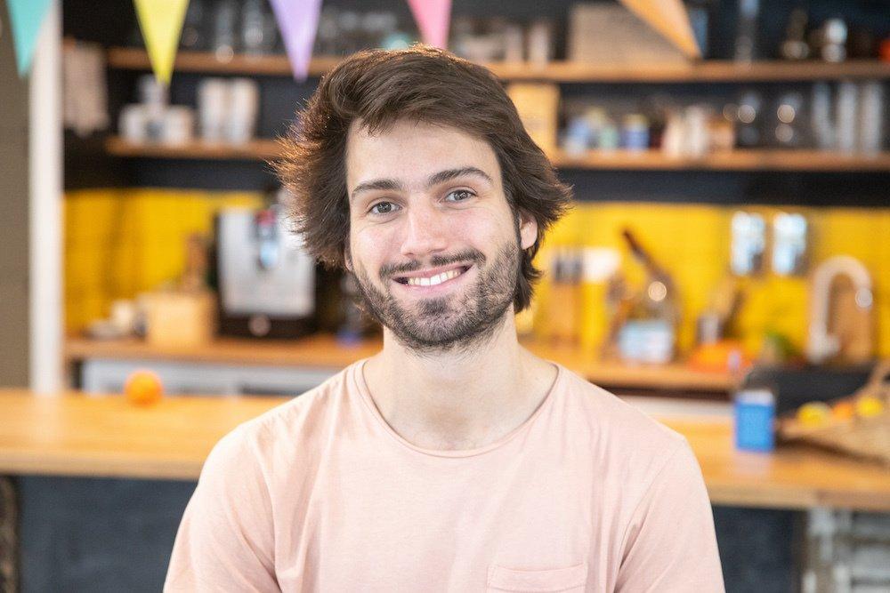 Rencontrez Damien, Fondateur - Nossa Fruits