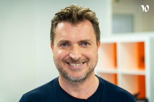 Rencontrez Laurent, co-fondateur - Imop