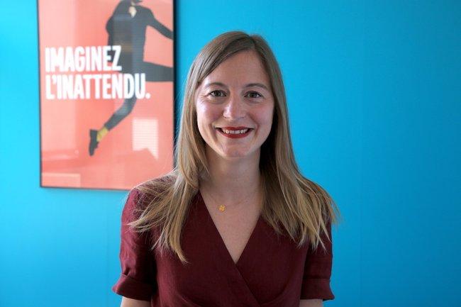 Rencontrez Clarisse, Chef de projet Stratégie de la marque - GALERIES LAFAYETTE