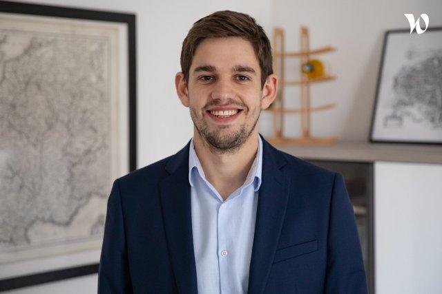 Rencontrez Alban, Co-founder - BCC