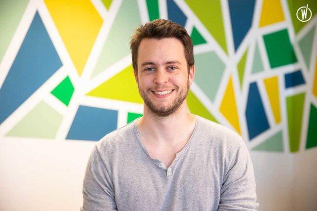 Rencontrez Louis, Head of engineering - Habiteo