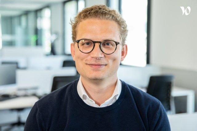 Rencontrez Vincent , Directeur Général - Cellnex Telecom
