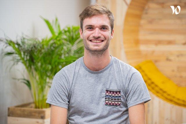 Rencontrez Thomas, Lead Developer - Hinfact