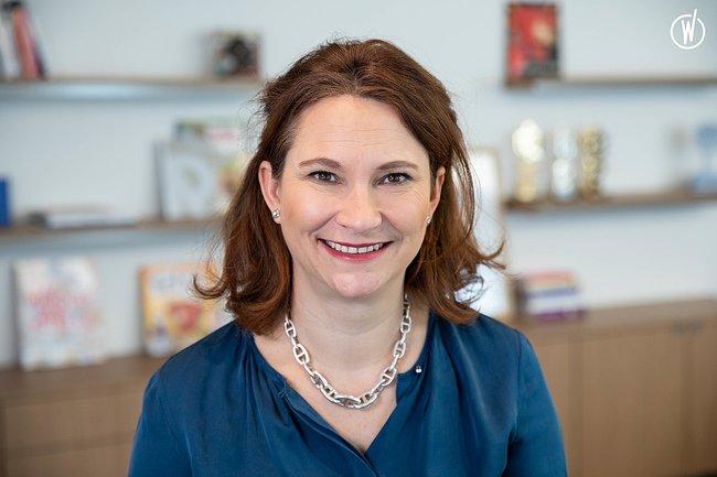 Rencontrez Béatrice, Directrice Générale Bel France - Groupe Bel