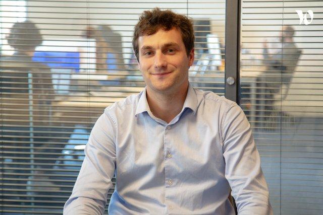 Rencontrez Olivier, CEO & Founder - SCALLOG