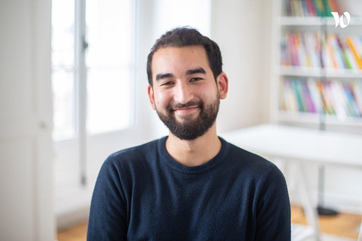 Rencontrez Sébastien, Responsable de la relation avec les enseignants - Le Choix de l'école