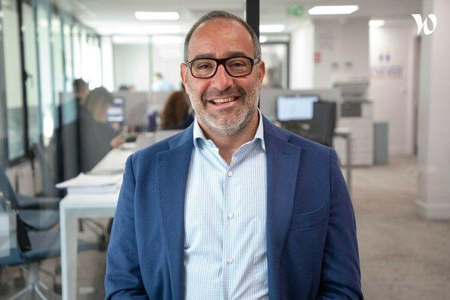 Rencontrez Olivier, Président de Predictis et Président de Groupe Premium - Predictis