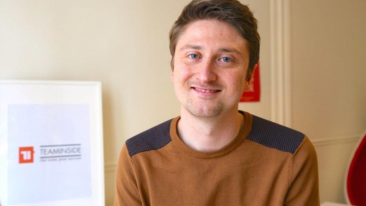 Rencontrez Dimitri, Chef de Projet Acquisition Confirmé - Teaminside Group