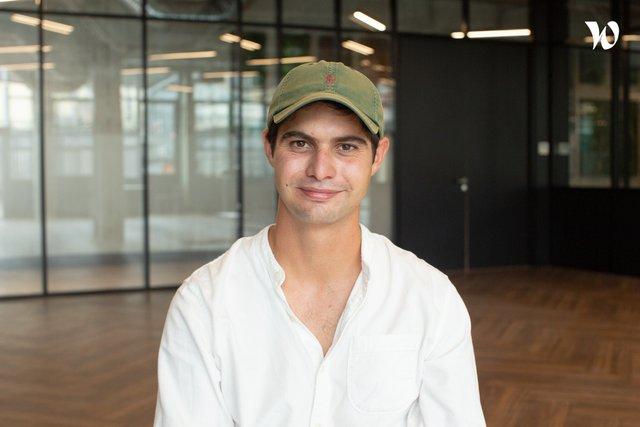 Rencontrez Corentin, CEO - Klox