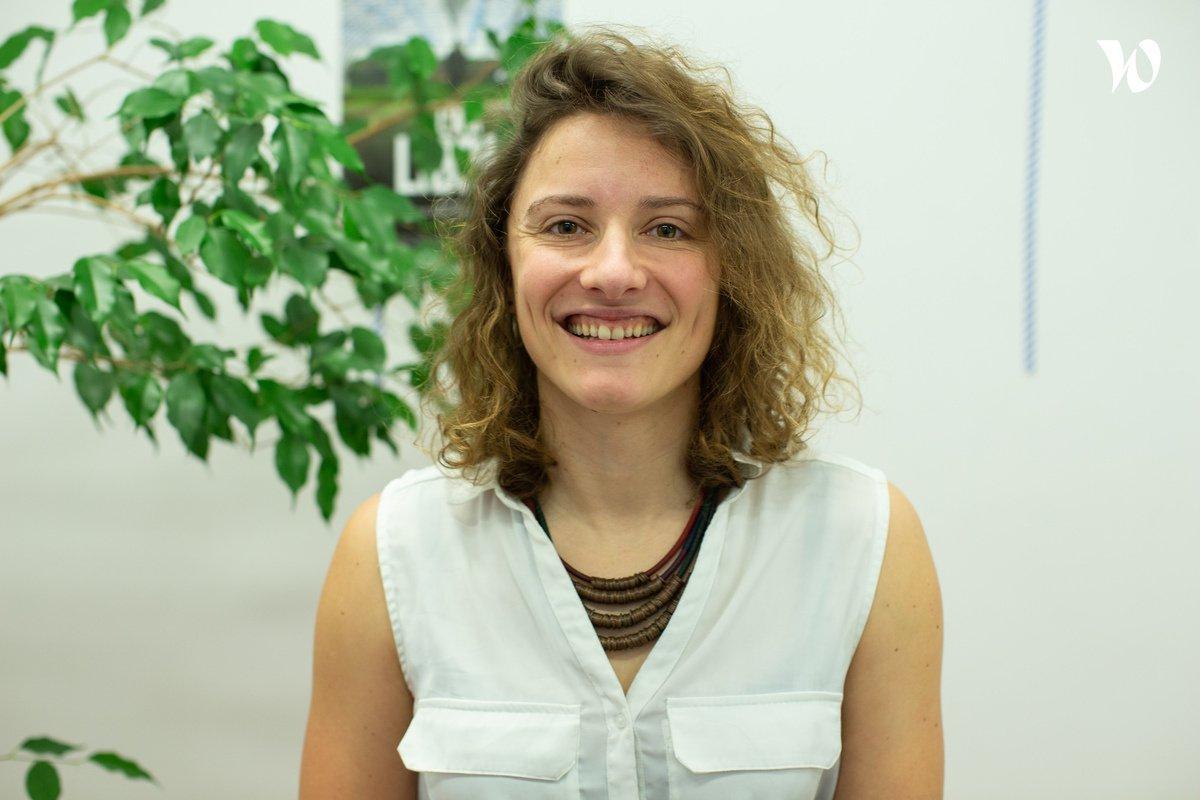 Rencontrez Clémentine, Directrice des activités internes - Kelbongoo