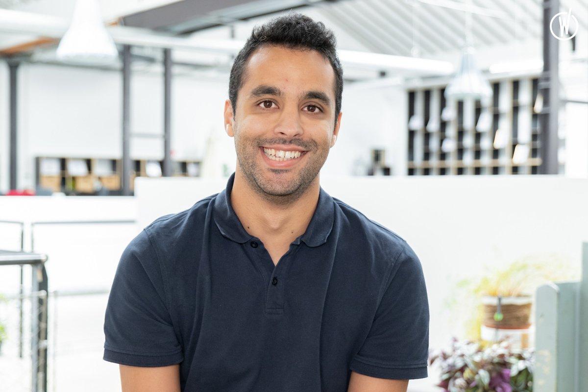 Meet Inal, Software Engineer - Owkin