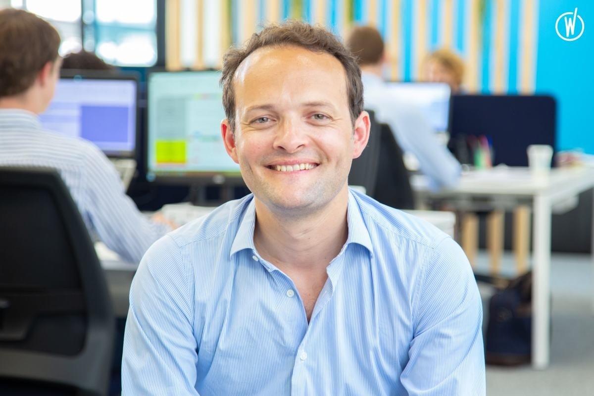Rencontrez Thomas , Co-Fondateur, Directeur Général en charge du Développement - Technique Solaire