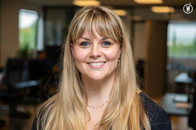 Rencontrez Marie, Directrice de l'innovation - FLEXPER