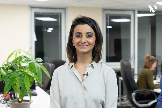 Rencontrez Yasemin, Student Success Manager - Studi - Digital Education for Life
