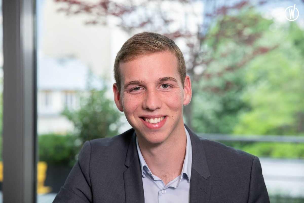 Rencontrez Maxime, Ingénieur d'Affaires - Meritis