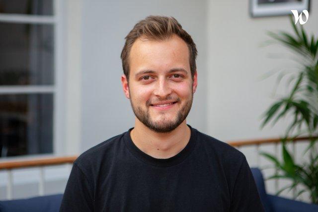 Rencontrez Max, Head of Partnerships - JOW