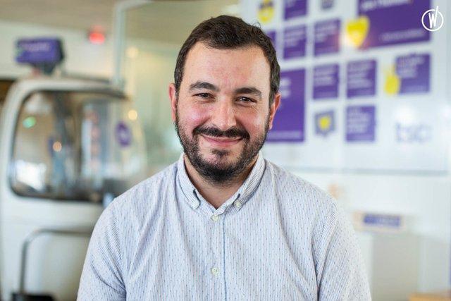 Rencontrez Geoffrey, Managing Director EMEA - TSC