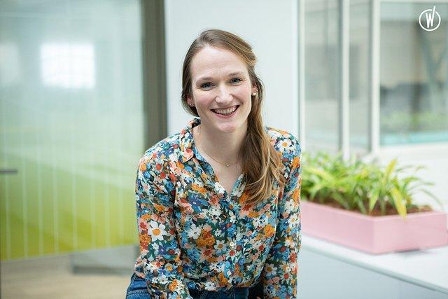 Rencontrez Julie, Senior Team Lead - Amazon