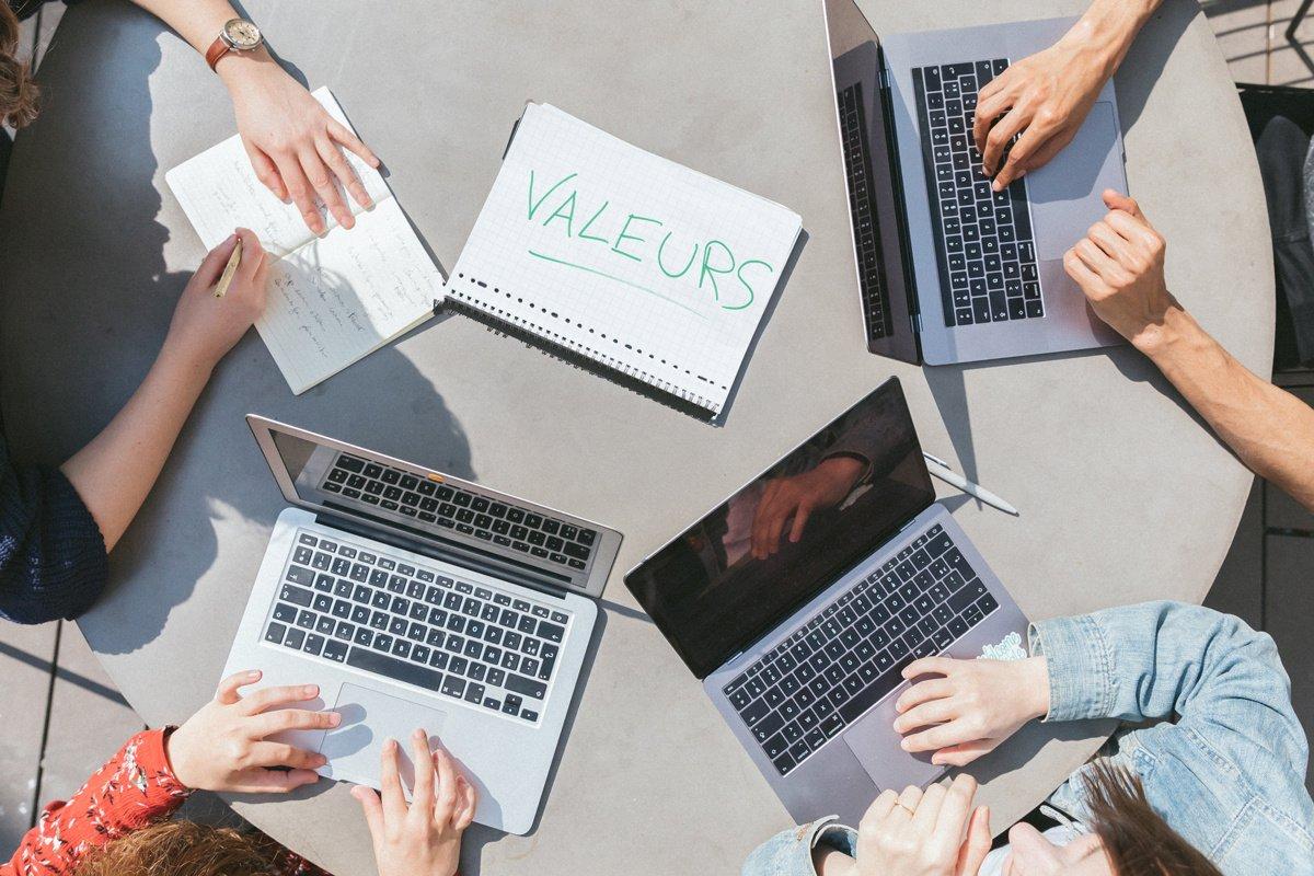 Valeurs d'entreprise : et si on arrêtait le bullshit ?