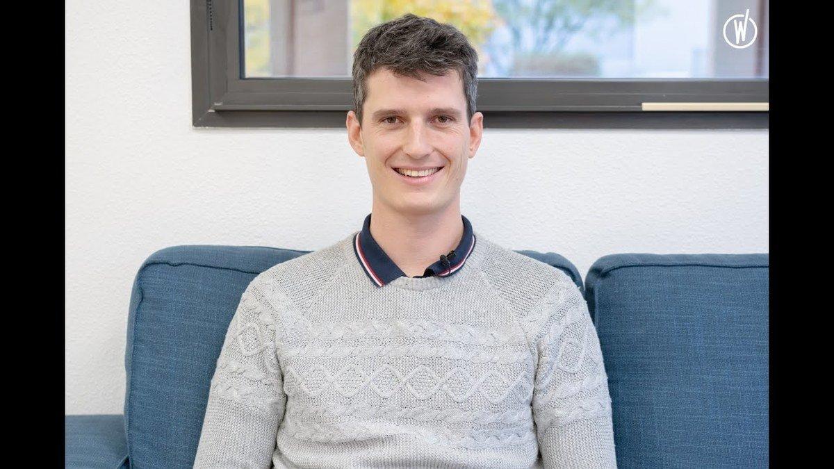 Rencontrez Luc, Cofondateur, CTO - Dougs