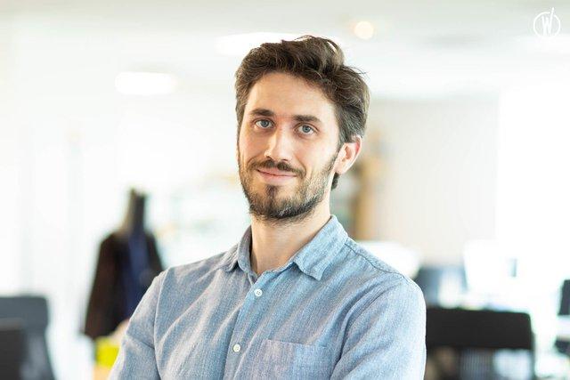 Rencontrez Arthur, Product owner - Sevenhugs