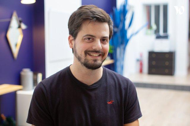 Rencontrez Amaury, Co-fondateur - Spectral
