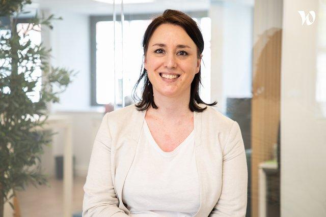 Rencontrez Stéphanie, Responsable du pôle Appel de Fonds - ACSIO CONSEIL