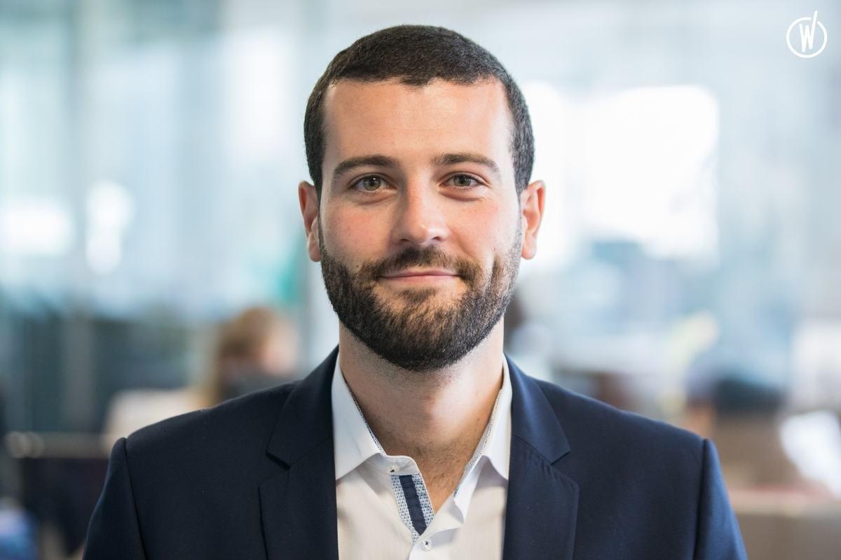 Rencontrez Vincent, Business Developer - Sogedev